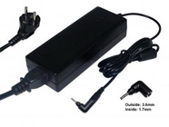 HP Mini 110-3000 adaptador de CA - reemplaza