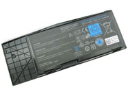 DELL 7XC9N laptop bateria - reemplaza