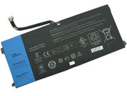 DELL 427TY laptop bateria - reemplaza