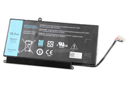 DELL Inspiron Ins14zD 3528T laptop bateria - reemplaza