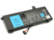 DELL ALW14D 5528 laptop bateria - reemplaza