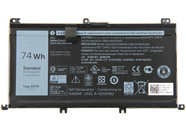 DELL INS15PD 1548B laptop bateria - reemplaza